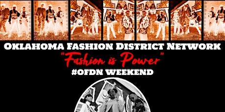 Oklahoma Fashion District Network tickets
