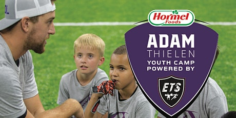 2021 Hormel Foods & Adam Thielen Youth Football Camp powered by ETS - AM tickets