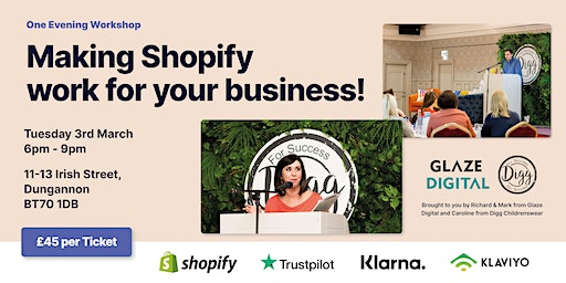 Making Shopify Work For Your Business