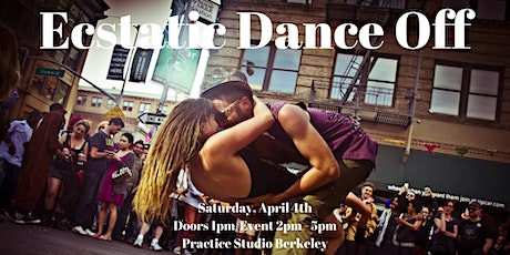 Ecstatic Dance Off tickets