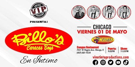 Billo's Caracas Boys en Chicago tickets