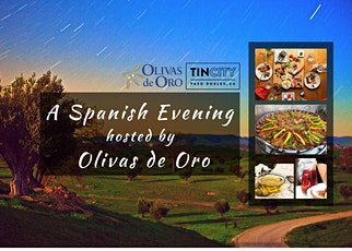 A Spanish Evening hosted by Olivas de Oro tickets