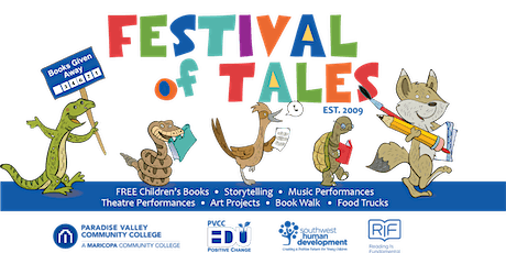 Festival of Tales tickets