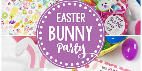 Easter Bunny Crafts Party tickets