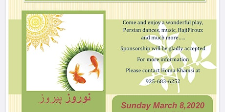 Persian New Year Performance and Celebration tickets