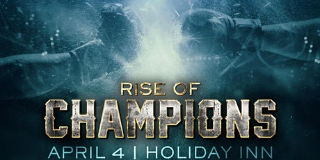 RISE OF CHAMPIONS - Championship Kickboxing tickets