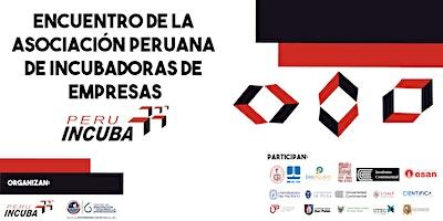 Encuentro de la Asociación Peruana de Incubadoras de Empresas (PERUINCUBA)