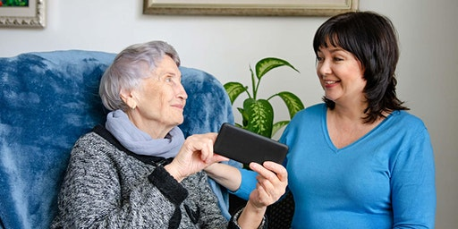 Tech Connect: Staying Meaningfully Connected in Aged Care