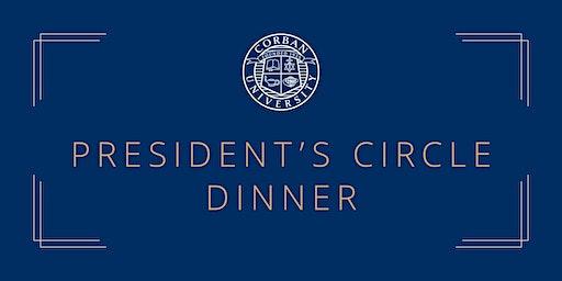 President's Circle Dinner