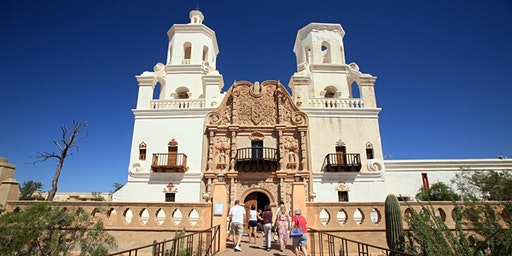 Totally Tucson goes to the San Xavier Mission