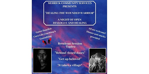 "Merrick Community Services Presents ""Healing the Wounded Warrior"""