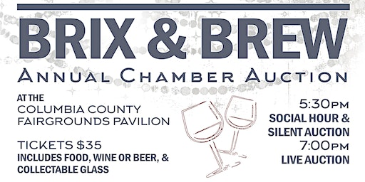 Blue Mountain Brix & Brew Annual Fundraising Auction
