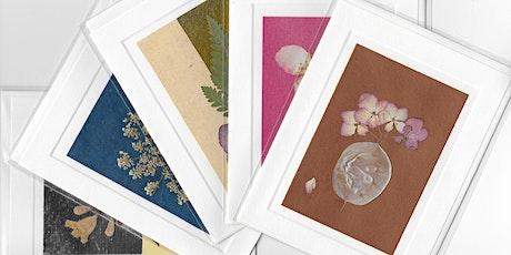 Fresh Pressed Flower Crafts Workshop with Jan Lochner tickets