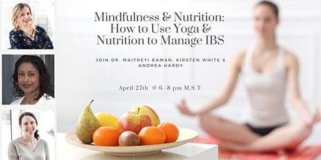 Optimizing the Brain Gut Connection - Diet and Meditation as IBS Therapy tickets