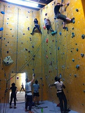 Learn To Indoor Rock Climb With Fit & Fierce Over 40 tickets