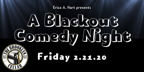 A Blackout Comedy Night tickets