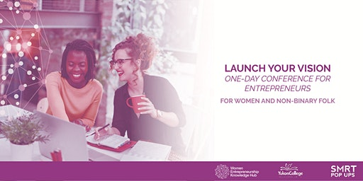 Launch your Vision One-day Conference