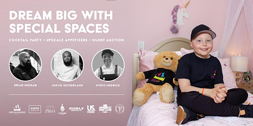 Special Spaces Fundraiser at Hope Breakfast Bar