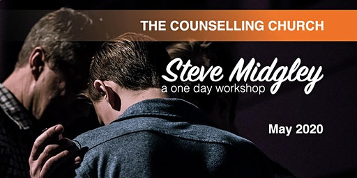 The Counselling Church  - Adelaide one day workshop with Steve Midgley