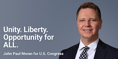 Kick Off Fundraiser John Paul Moran For Congress MA-6 tickets