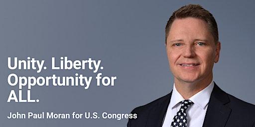 Kick Off Fundraiser John Paul Moran For Congress MA-6