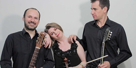 Live Greek Music with Hohlax Trio at the Mazza Castle tickets