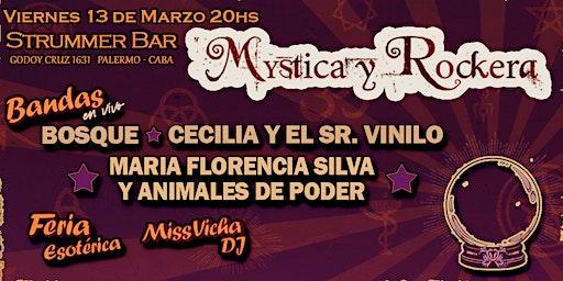 Mystica y Rockera