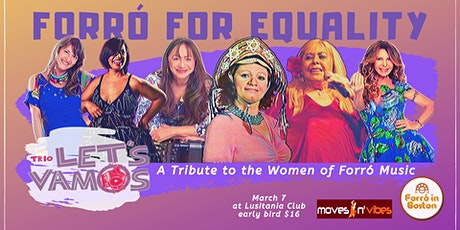 Forró For Equality tickets