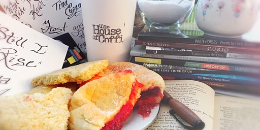 Poetry Pairing with Coffee and Pastry