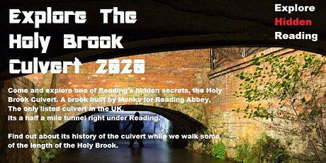 Explore the Holy Brook Culvert tickets