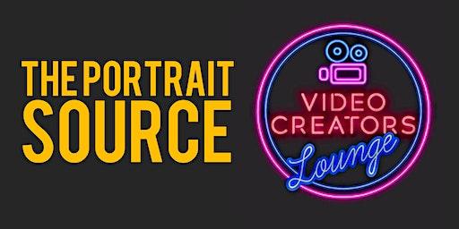 The Portrait Source Studio Event