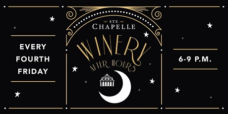 Winery after Hours at Ste Chapelle Winery tickets