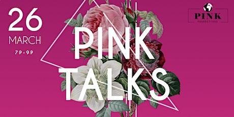 Pink Talks 2020 tickets