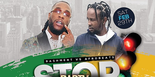 Bashment Vs Afrobeats The traffic Light stop Edition