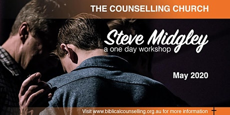 The Counselling Church  - Brisbane one day workshop with Steve Midgley tickets