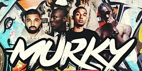 MURKY - Manchester's #1 Hip-Hop & Trap Party tickets