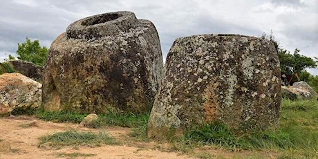 The Plain of Jars of Laos: Past, Present and Future tickets