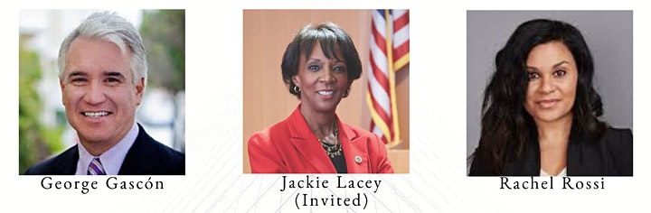 L.A. County District Attorney Candidate Forum image
