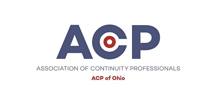 March ACP of Ohio Chapter  Meeting tickets