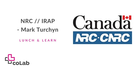 NRC - IRAP Lunch & Learn tickets