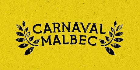 Carnaval Malbec entradas