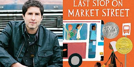 Meet  the author - Matt de la Pena! tickets
