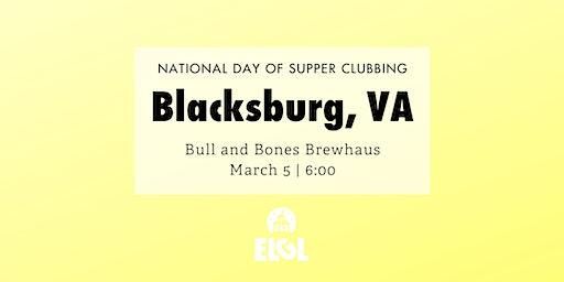 #NDOSC: Blacksburg, VA
