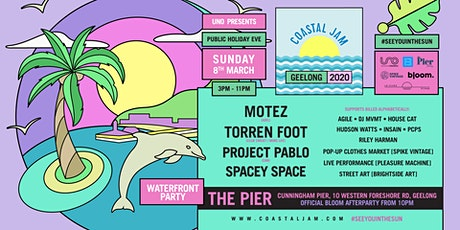 Coastal Jam 2020 | Geelong tickets