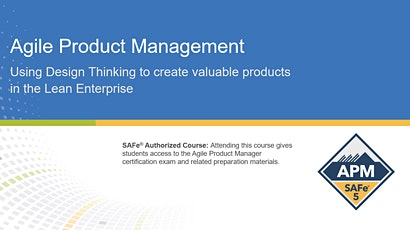 Agile Product Management  Certification Training in Toronto tickets