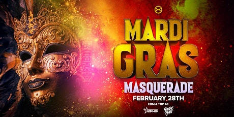 Mardi Gras: Masquerade (Ages 18+ | Full Bar For 21+) tickets