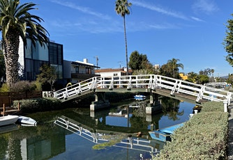 Pop-Up Tour: Venice Boardwalk & Canals tickets