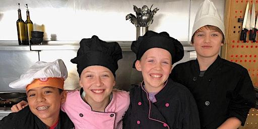 Kids' Spring Break Cooking Camp 2020 $250