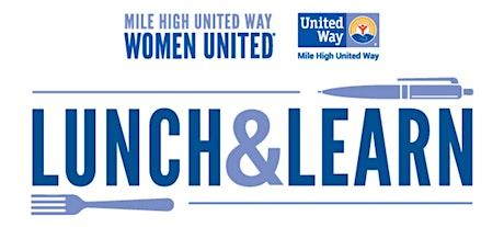 Women United Lunch & Learn: Mental Health tickets
