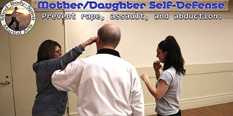 Mother/Daughter Self Defense Class - Oyster Bay-East Norwich Public Library tickets